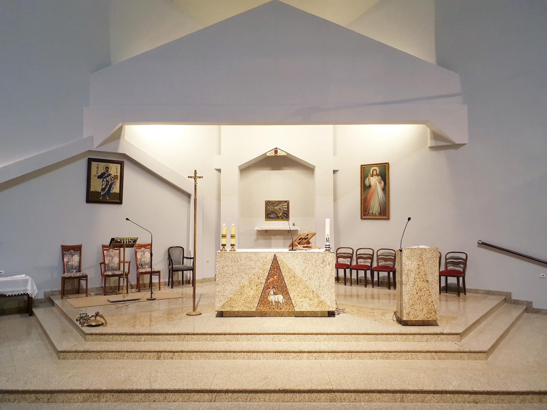 Parafia pw. św. Marka Ewangelisty w Poznaniu